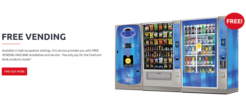 Free Vending Available