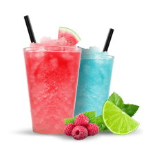 Slush Syrup (9 Flavours Available)