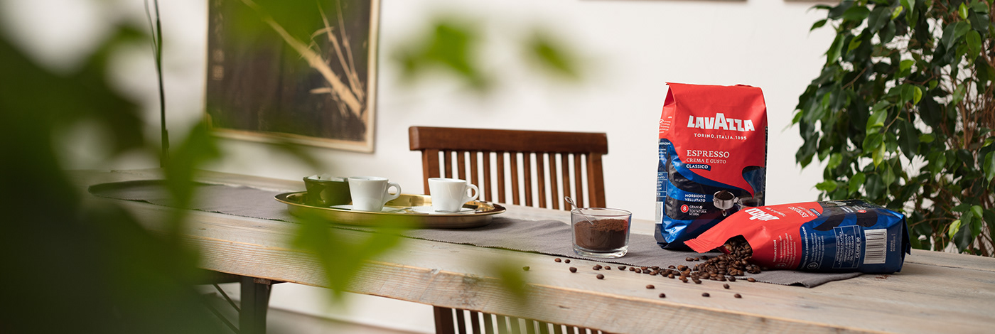 Lavazza - Italy's Favourite Coffee