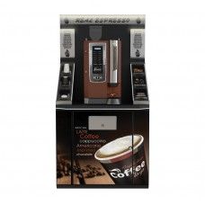 'Cuppa go' serving station