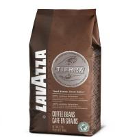 Lavazza Tierra Coffee Beans (6 x 1kg) - 100% Arabica, Rainforest Alliance certified
