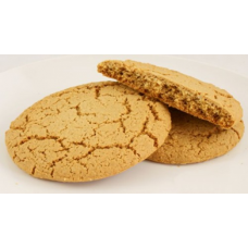 Stem ginger giant cookie (40s)