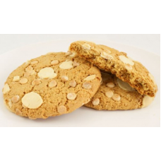 White chocolate and raspberry giant cookie (40s)