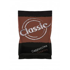 Classic Cappuccino Topping (10 x 750g) - Barry Callebaut