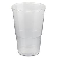 Polypropylene cup - half pint