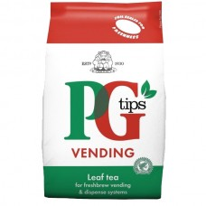 PG tips 6 x 1 kg Vending Leaf Tea